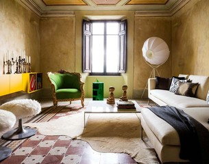 Behind the Scenes: A Restored Italian Palazzo
