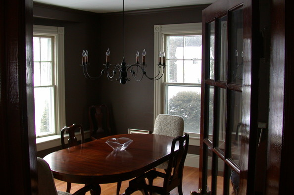 The Dining Room After
