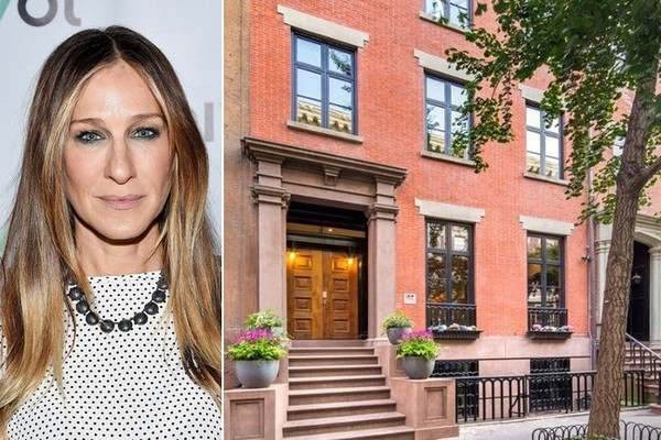 Sarah Jessica Parker's New York Townhouse