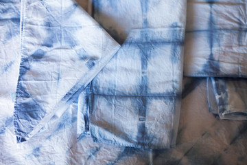 A Pro Shows Us How To Shibori Dye