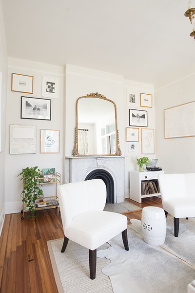 30 White Living Room Ideas That Will Make Your Home Pristine Lonny