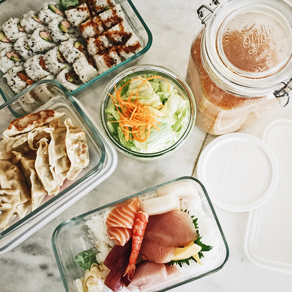 Spring Cleaning Tip #35: Banish Takeout Containers