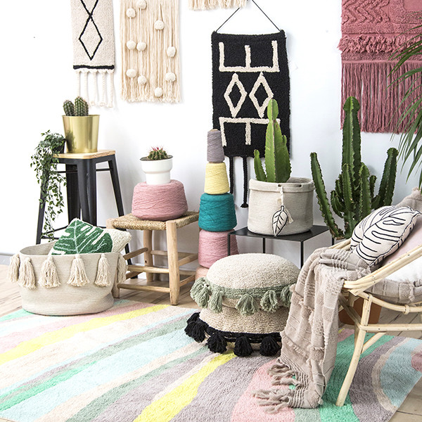 Oh Joy! Just Made A Fun Rug Collection — That Are ALL Washable