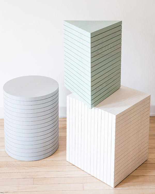 Samuel Amoia's Pastel-Hued Itz'ana Furniture Line Is Everything