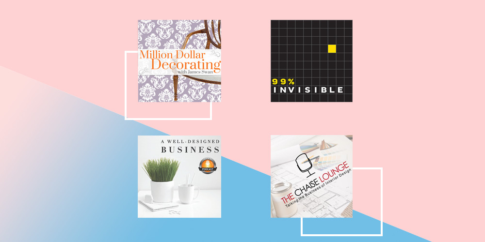 Design-Centric Podcasts We're Loving Right Now
