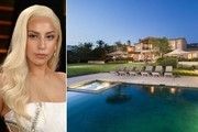 Lady Gaga's Oceanfront Malibu Estate