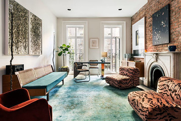 Inside Mary-Kate Olsen's Former NYC Townhouses