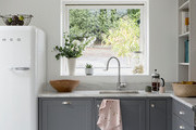 Here's What You Need To Know Before Painting Those Kitchen Cabinets