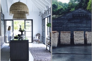 The World's Biggest Home Trends, a Stunning DIY Project, and Poolside Style with Aerin Lauder