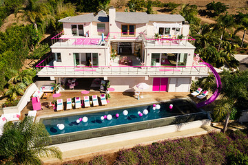 Airbnb Wants You To Spend The Night In Barbie's Malibu Dream House