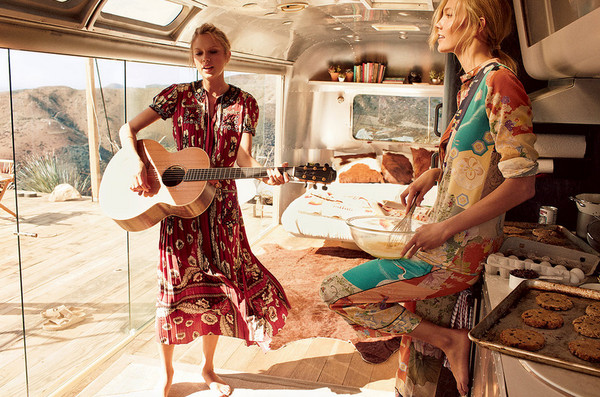 Get the Look: Taylor Swift and Karlie Kloss's Vogue Cover Shoot