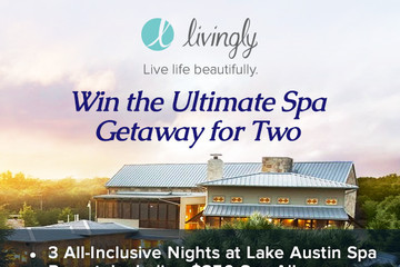 Win a Luxurious Spa Resort Getaway for Two