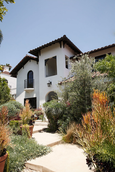 Home Tour: Michael C. Hall in Los Angeles