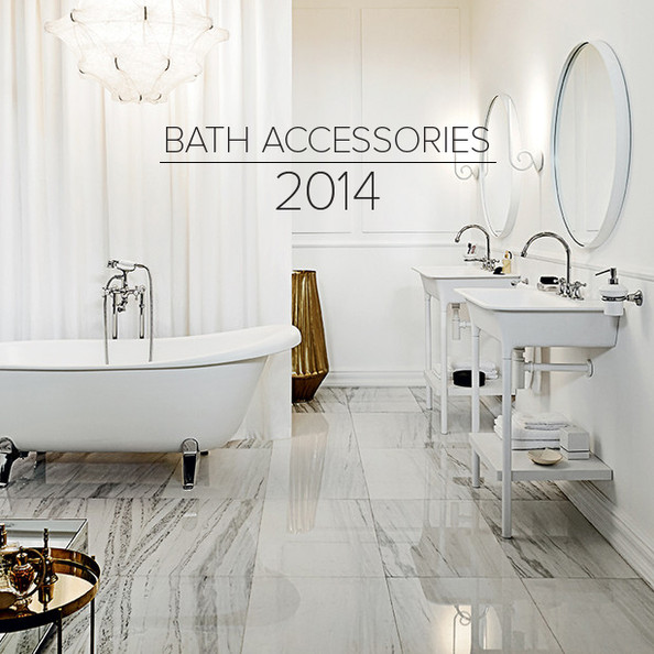 The Best Bathroom Accessories 2014