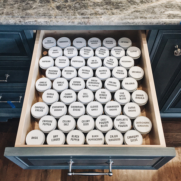 Spring Cleaning Tip #6: Maximize Drawer Utility