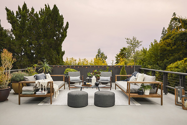 The Top Backyard Furniture Trends For 2021