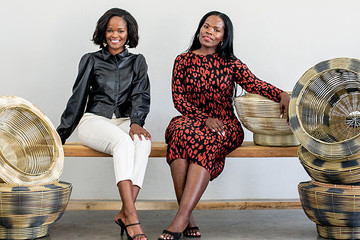 This Sister Duo Weaves Heritage And Sustainability Into Their Home Decor
