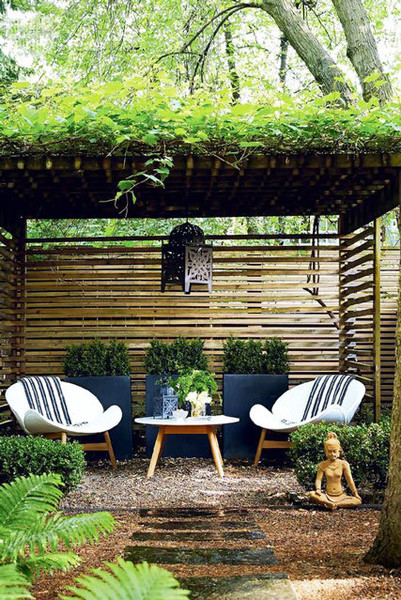 Create A Zen Space 15 Outdoor Ideas To Steal Before The