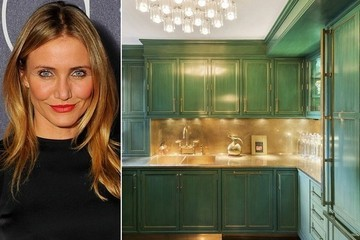 Cameron Diaz Lists Her Kelly Wearstler-Designed Manhattan Apartment