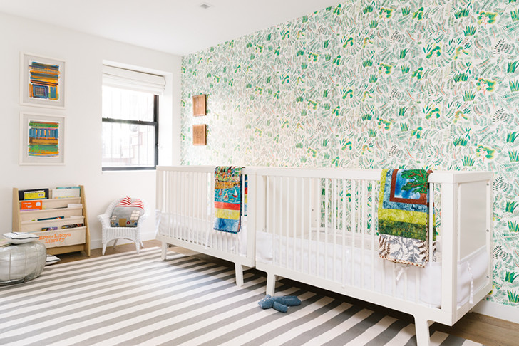 20 Nursery Decorating Ideas You Ll Want To See Before You Start On Your Baby S Room Lonny