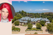 Jeffree Star's New $14 Million Hidden Hills Mansion Is Downright Majestic