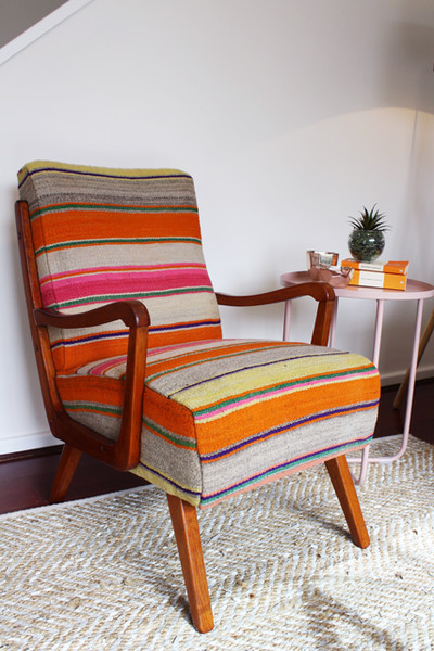 Mid-Century Goes Bright