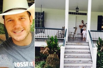 Chris Pratt's Perfect Country House