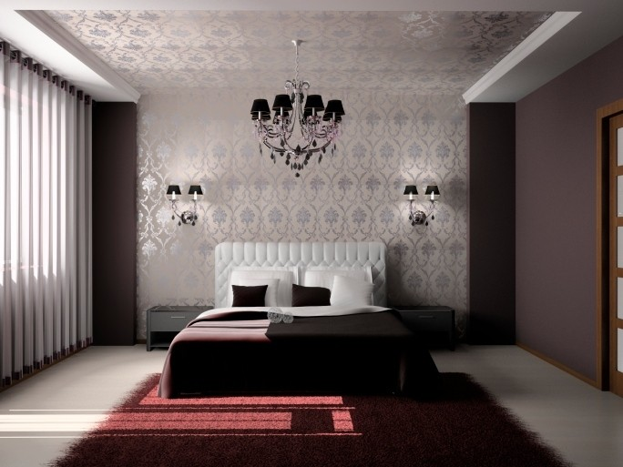 Rich and luxurious cool bedroom ideas lonny for Rich bedroom designs