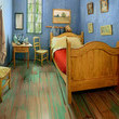 Van Gogh's Chicago Bedroom