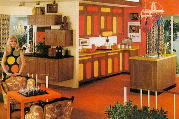 1969 The Worst Decor Trend From The Year You Were Born