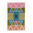 Colorful Rug: Splurge