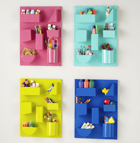 I Could've Bin A Container Wall Organizer