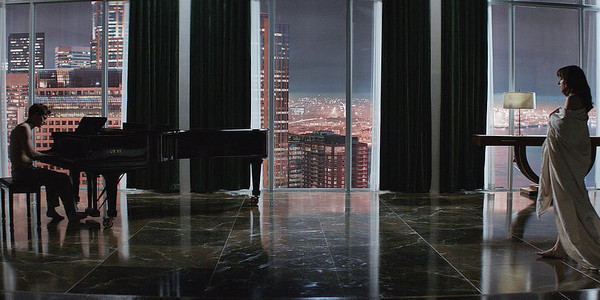 Inside Christian Grey's Apartment from 50 Shades of Grey