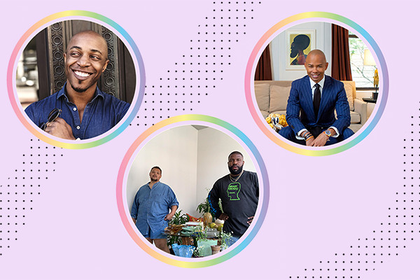 5 Black LGBTQIA Men Unapologetically Taking Up Space In The Design World