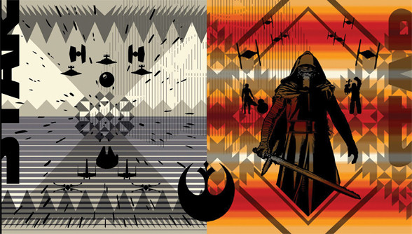 Collab We Love: Pendleton x Star Wars