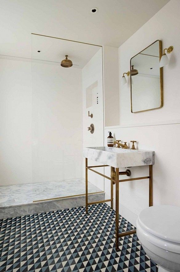 Geometric tiles pinterest predicts the top 10 home for Top tile trends 2016