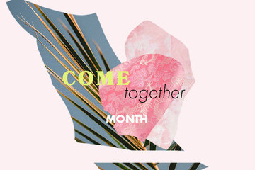 Welcome To Come Together Month At Lonny!