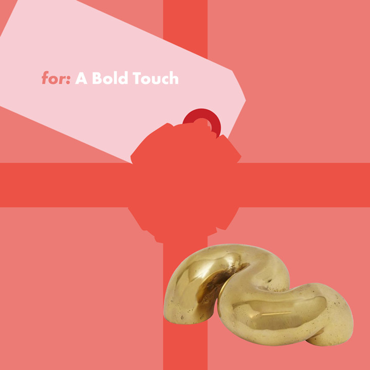 Day 1: For A Bold Touch