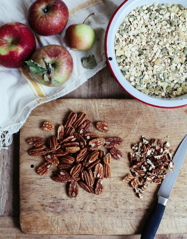 What to Eat for Breakfast This Thanksgiving: Diana Yen's Spiced Granola | Lonny.com