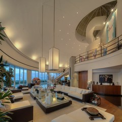 Pharrell Williams's Staggering Miami Penthouse
