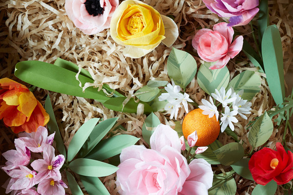 A Festive Spring Table with Livia Cetti