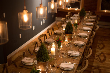 Get the Look of Lauren Bush Lauren's FEED Supper Table