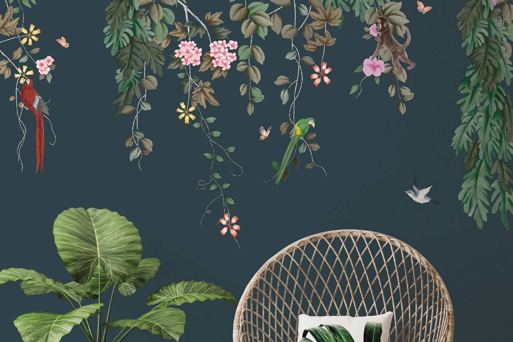30 Floral Wallpapers You Can Buy Online