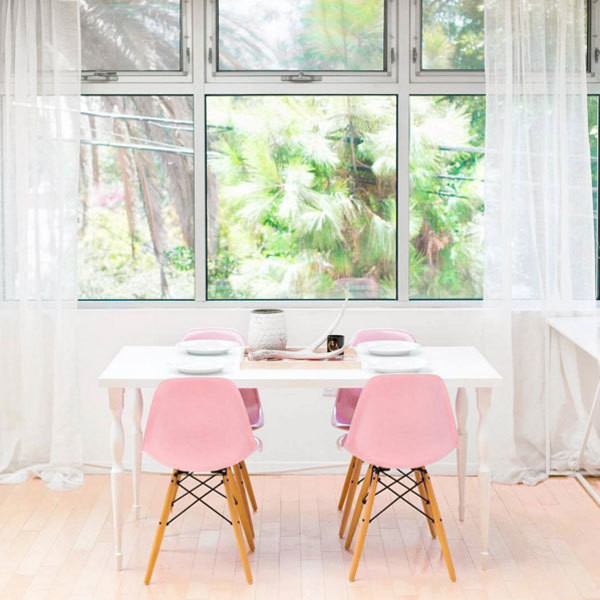 15 Rooms That Make The Case For Decorating With Pink