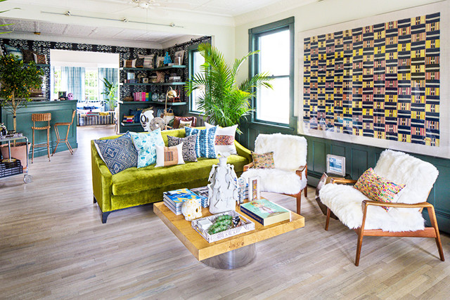 St. Frank's Hamptons Pop-Up Is A Boho Paradise