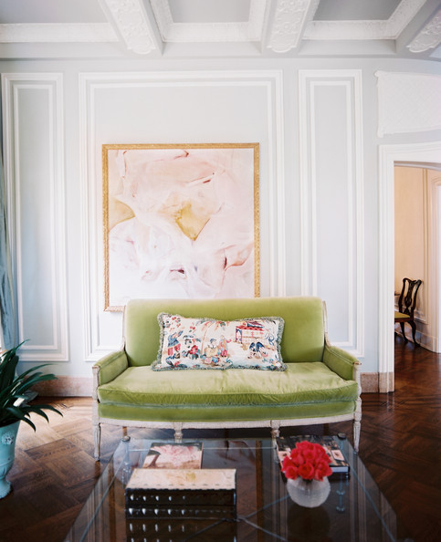 The Best Colorful Couch Inspiration