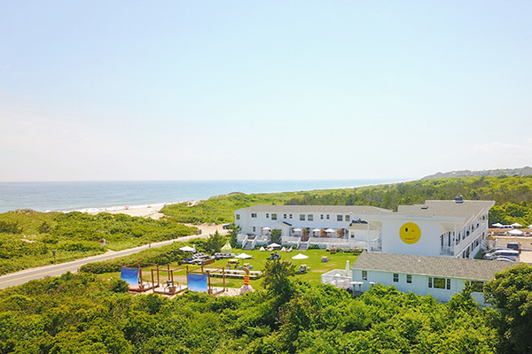 Hero Beach Club: Montauk, NY