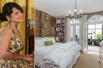 Norah Jones Buys the House from 'Eat, Pray, Love'