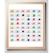 Excessive Framed Print by Sara Bacon
