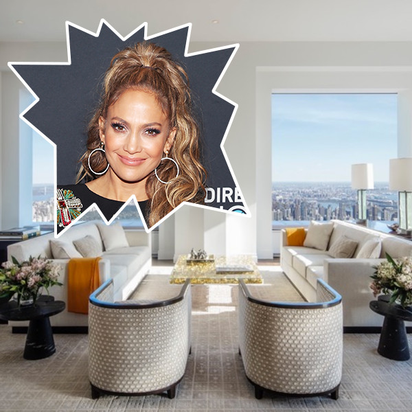 J.Lo And A-Rod's $15.3 Million NYC Spot
